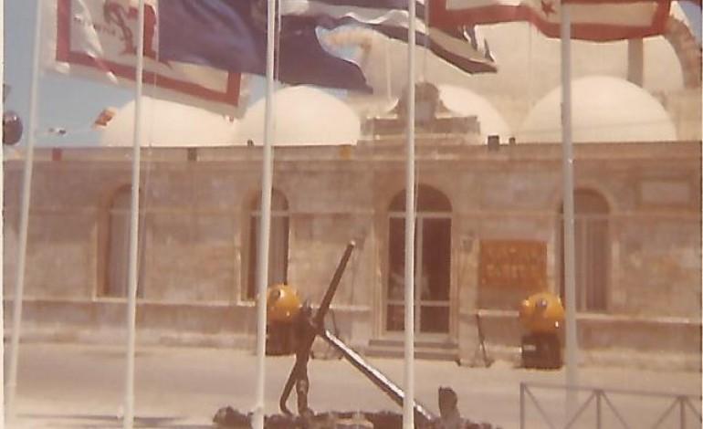Η Αρχή της Ιστορίας του Ναυτικού Μουσείου  Κρήτης, από τον Αρχιπλοίαρχο Π.Ν ε.α Α. Λιονάκη.