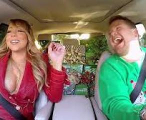 Video: 'All I Want for Christmas' Carpool Karaoke