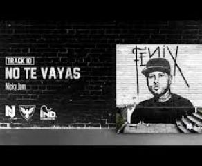 Video: Nicky Jam (Concept Video) - No Te Vayas