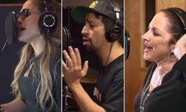 Video: Lin-Manuel Miranda - Almost Like Praying feat Artists for Puerto Rico