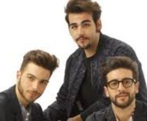 "Sanremo 2019 ! Οι τρεις τενόροι οι ""Il Volo"" εντυπωσίασαν αλλά  πήραν το τρίτο βραβείο!!!"